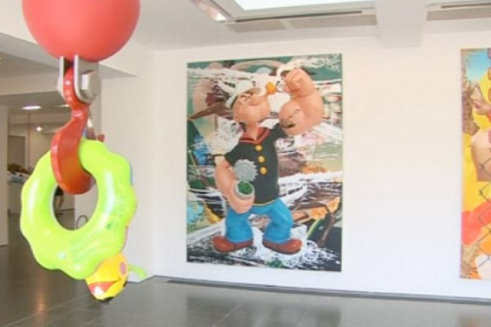 Jeff Koons Sex and Banality Preview (Video)
