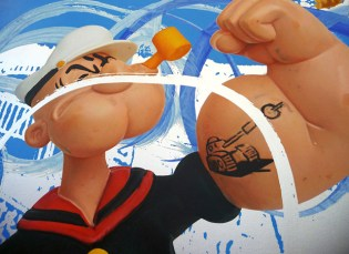 Jeff Koons Sex and Banality Exhibition Recap
