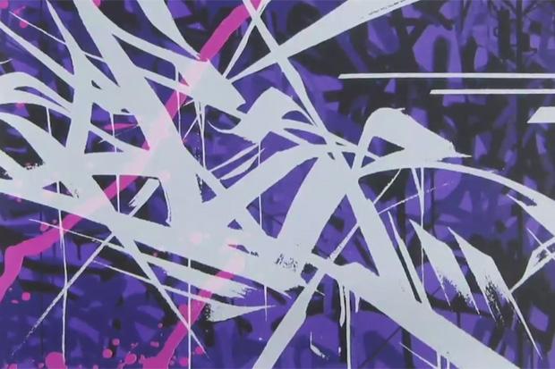 Jet Set Graffiti: SABER MSK AWR