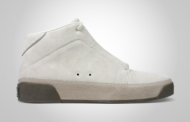 The Jordan Campus Chukka - Sail/Olive