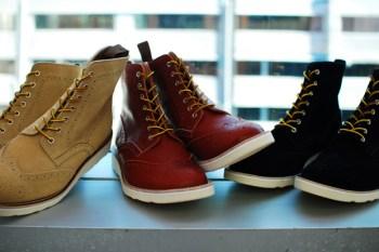 eYe JUNYA WATANABE COMMES des GARCONS 2009 Fall/Winter Footwear