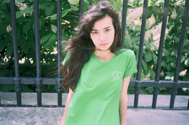 Kitsuné x Petit Bateau T-shirt