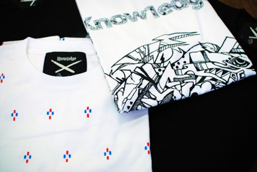 Know1edge Japan EDN T-shirts
