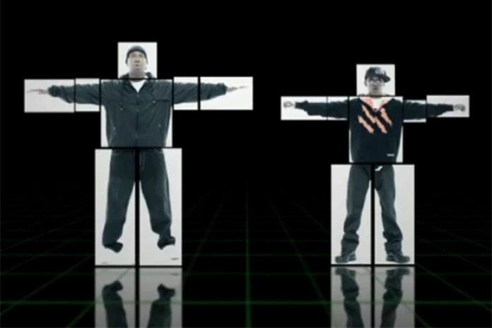 KRS-One feat. Buckshot - Robot (Video)