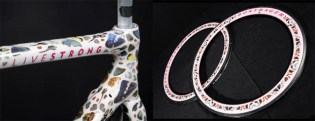 """Lance Armstrong x Damien Hirst x Trek """"STAGES"""" Preview"""
