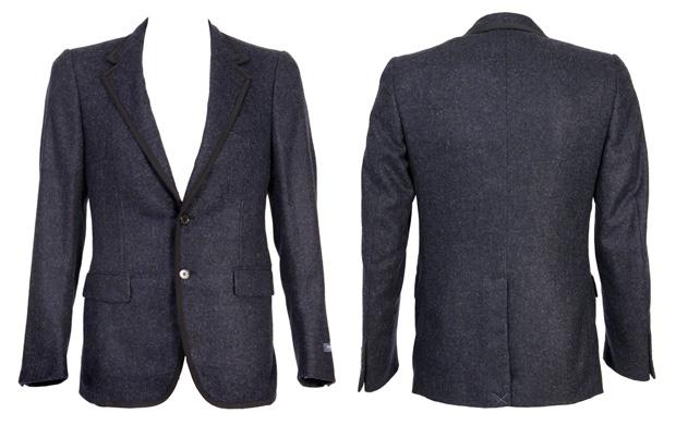 Lanvin Alpaga Wool Jacket