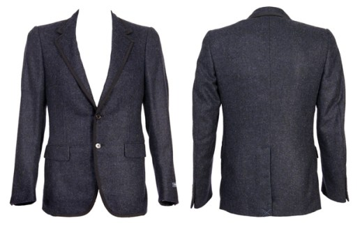 Lanvin Alpaga Wool Jacket