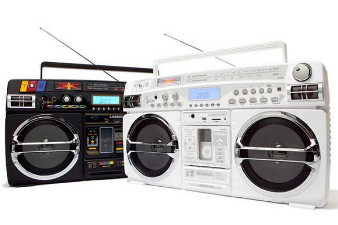 Lasonic iPod Boombox i931