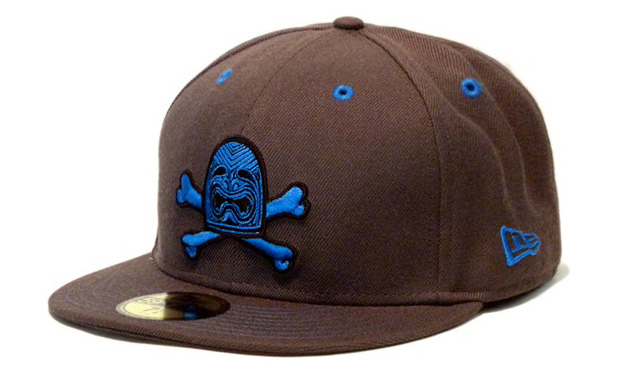 "Leilow New Era 59FIFTY ""Tiki"" Fitted Cap"