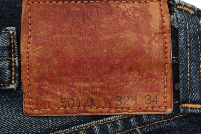 Levi's Vintage 501 Heath Denim