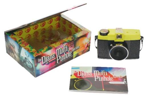 Lomography Diana Multi-Pinhole Operator Camera
