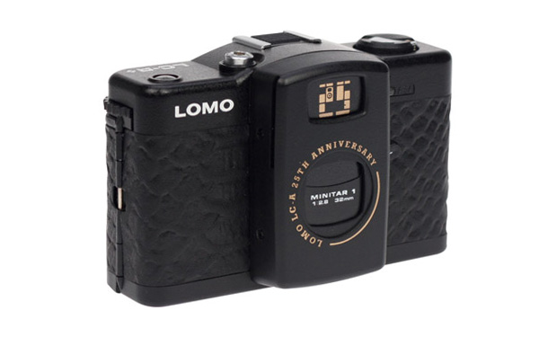 Lomography LC-A+ 25th Anniversary Camera