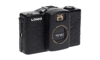 Lomography LC-A+ 25th Anniversary Camera