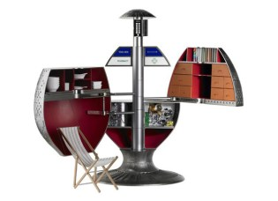"Louis Vuitton ""Malle Mars"" Apollo 11 Commemoration Trunk"