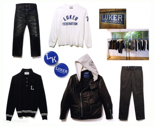 LUKER BY NEIGHBORHOOD Collection