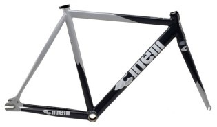 MASH SF x Cinelli Bike Frame by Benny Gold