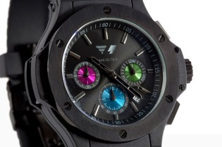 Meister Watches x Fatlace 10th Anniversary CMGK Watch