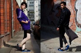 "MiLK China x The Satorialist x adidas Originals ""Five-Two-3"" Campaign"
