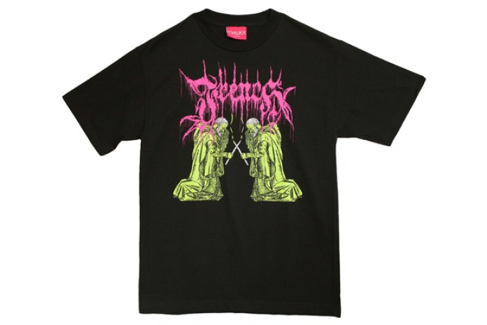 Mishka Presents Cursed Scrolls: A Collection of Prints by French