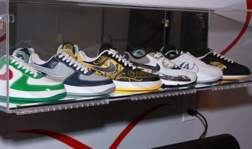 Mr. Cartoon x LIVESTRONG x Nike Air Force 1 Release Event Recap