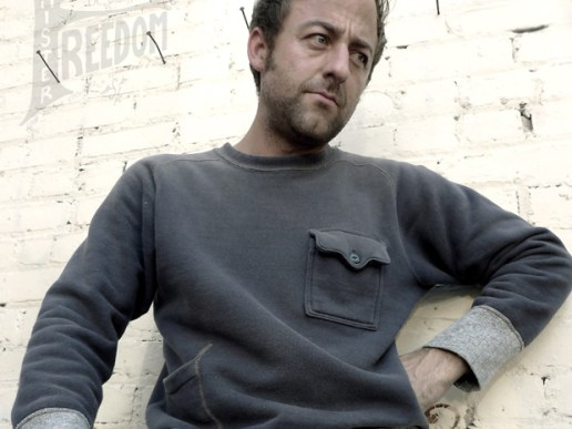Mister Freedom x Sugar Cane Mechanic Sweatshirt