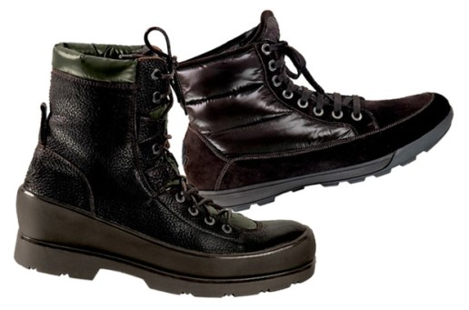 Moncler 2009 Fall/Winter Footwear Collection