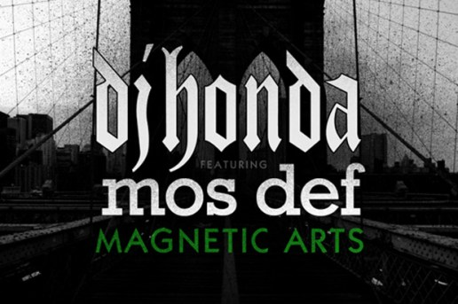 Mos Def - Magnetic Arts (Prod. DJ Honda)