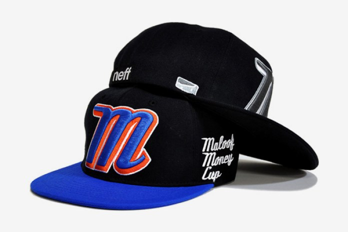 Neff Maloof Money Cup Fitted Cap