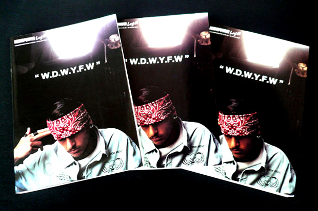 """NEIGHBORHOOD 2009 2nd EX SERIES """"W.D.W.Y.F.W"""" Collection Catalog"""