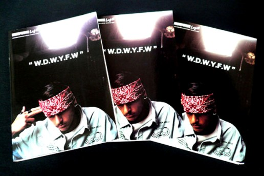 "NEIGHBORHOOD 2009 2nd EX SERIES ""W.D.W.Y.F.W"" Collection Catalog"