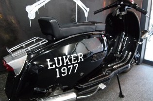 "NEIGHBORHOOD ""LUKER"" Scooter"