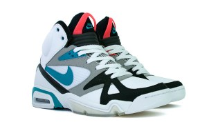 Nike Air Hoop Structure Triax Version