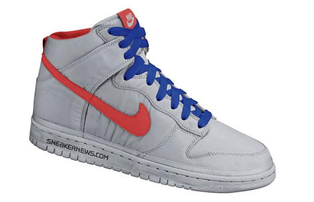 Nike Dunk High Premium Nylon