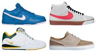 Nike SB 2009 July Releases