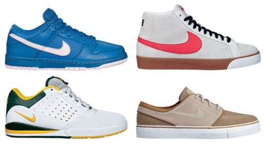 Nike SB 2009 July Releases