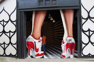 "Nike Sportswear x INSA ""Looking for Love"" Exhibition Recap"