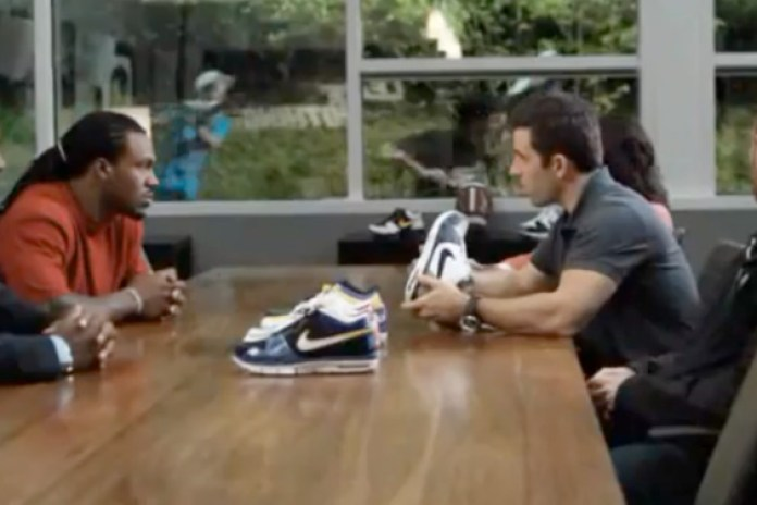 Nike Sportswear T-Shirt Gun Commercial
