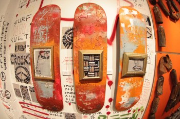 "Chet Childress & Bryce Kanights ""Organized Chaos"" Exhibition Recap"