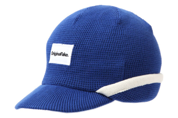 OriginalFake Brim Knit Caps