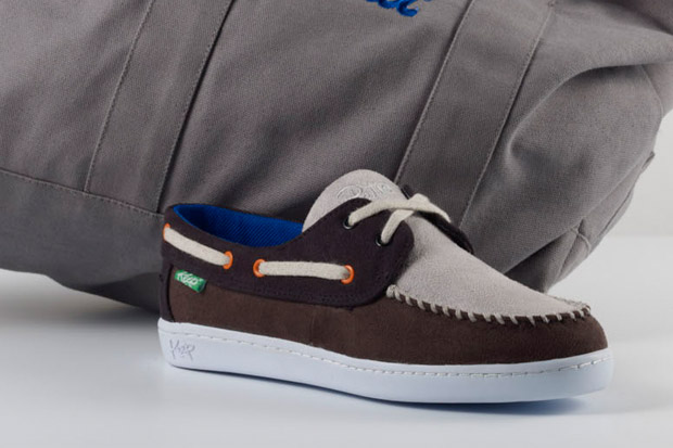 Patta x Keep 5th Anniversary Benten Boat Shoe