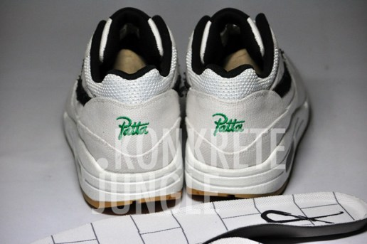 Patta x Nike Air Max 1 Sample