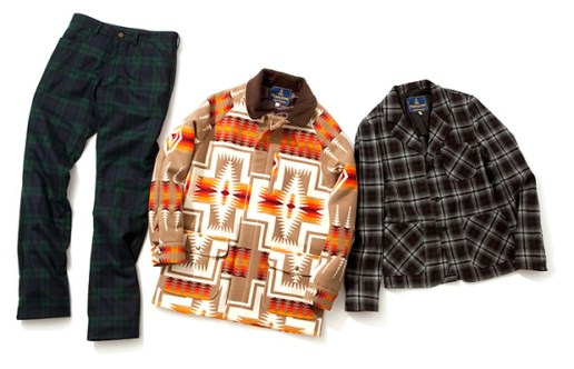 Pendleton x Opening Ceremony 2009 Fall/Winter Collection