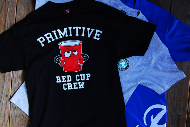 Primitive 2009 Summer T-Shirts