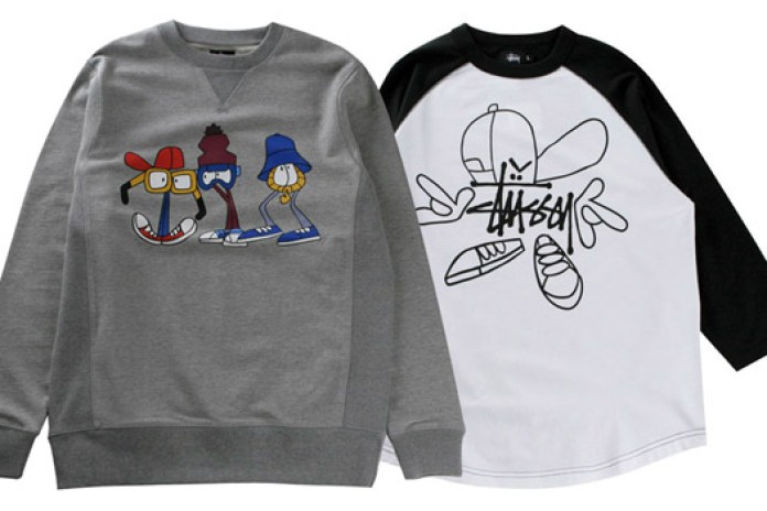 REAS for Stussy 2009 Summer Collection