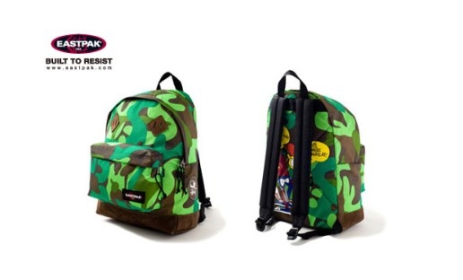"REAS for Stussy x Eastpak ""Wayback Throwback"" Backpack"