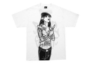 "REBEL8 STARTIN' UP A POSSE"" T-shirt"