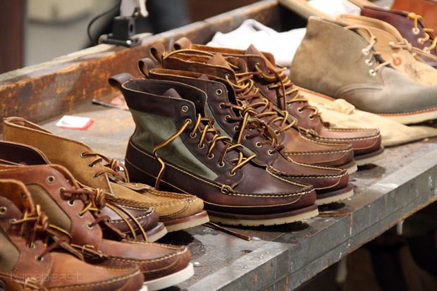 Red Wing Shoes 2010 Spring Footwear Preview