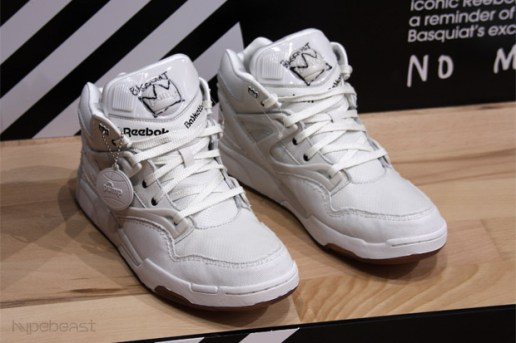 Jean Michel-Basquiat x Reebok Pump Omni Lite Preview