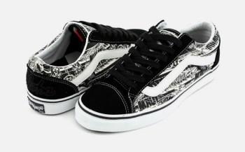 Rick Griffin x Vans Vault 2009 Fall/Winter Sneaker Collection