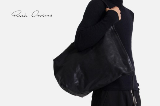 Rick Owens Shoulder Bag